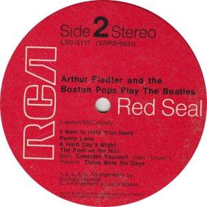 BEAT GOOF - FIELDER ARTHUR - RCA 3117 A (2)