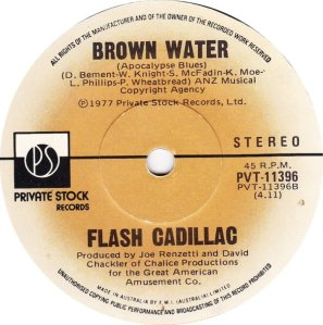 FLASH CADILLAC - AUSTRALIA 77-11396 B
