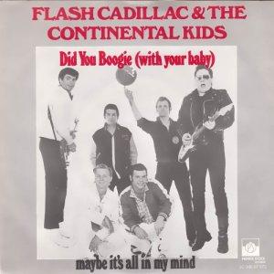 FLASH CADILLAC - NETHERLANDS 76-97873 A