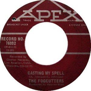 FOGCUTTERS - CANADA 66-76992 A