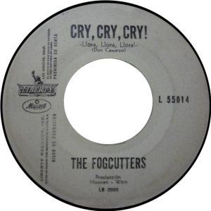 FOGCUTTERS - MEXICO 65-55014 A