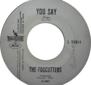 FOGCUTTERS - MEXICO 65-55014 B