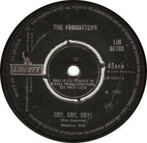 FOGCUTTERS - UK 66-55793 A