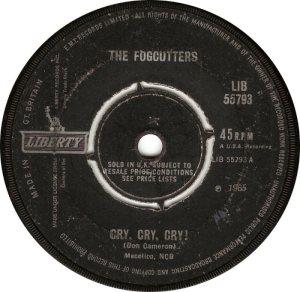 FOGCUTTERS - UK 66-55793 A