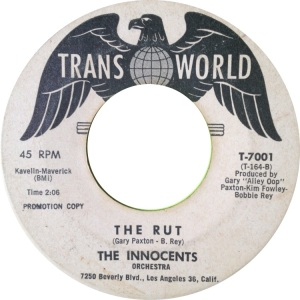INNOCENTS - TRANSWORLD 7001 DJ A