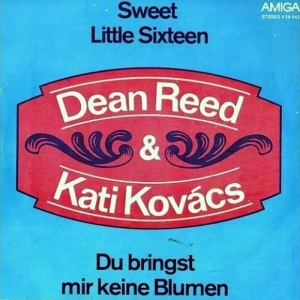 REED DEAN - 45 EAST GERMANY - SWEET 16 - 1980 A