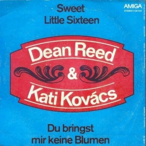 REED DEAN - 45 EAST GERMANY - SWEET 16 - 1980 B
