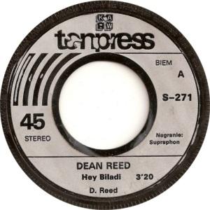 REED DEAN - 45 POLAND 271 1980 A