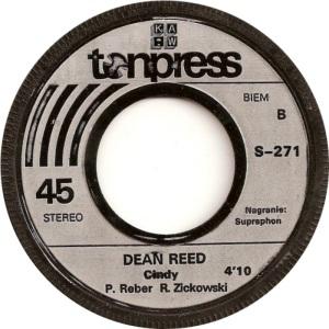 REED DEAN - 45 POLAND 271 1980 B