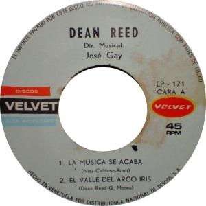 REED DEAN - 45 - VENUZ VELVET C