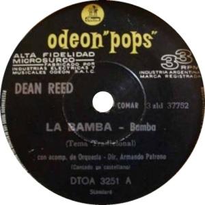 REED DEAN - ARGENTINA