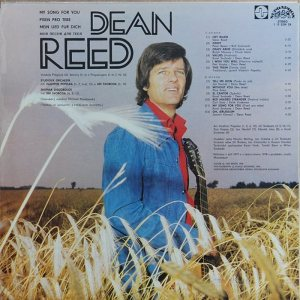 REED DEAN - LP CZECH 1132329 - 1979 B
