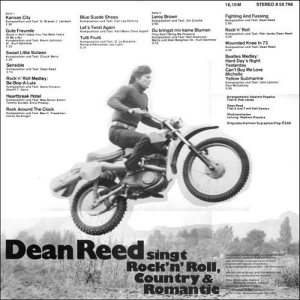 REED DEAN - LP EAST GERMANY 855796 B