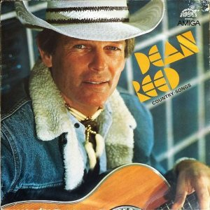 REED DEAN - LP EAST GERMANY COUNTRY A - 1976