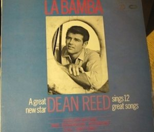 REED DEAN - LP UK - LA BAMBA A
