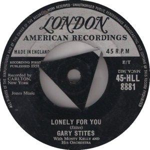 STITES GARY - UK 59-8861 A