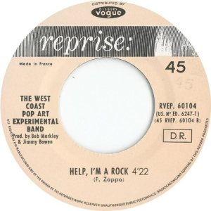 WEST COAST POP - FRANCE 67-104 D