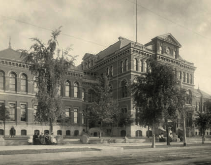 East High On Stout Street