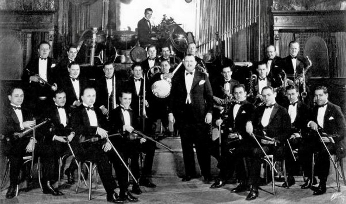 The Whiteman Orchestra