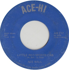 ACE BALL - ACE HI 217
