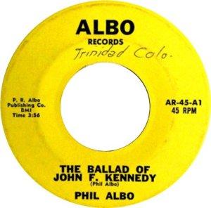 ALBO PHIL - ALBO 1