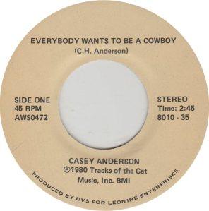 ANDERSON CASEY 1980 B