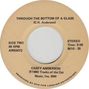 ANDERSON CASEY 1980 C