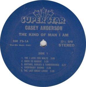 ANDERSON CASEY - SUPERSTAR 731 A (1)