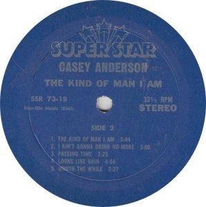 ANDERSON CASEY - SUPERSTAR 731 A (2)