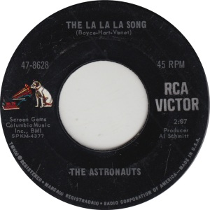 ATRONAUTS - RCA 8628 ADD V
