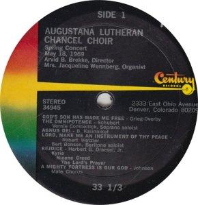AUGUSTANA CHURCH - CENTURY 34395 A (1)