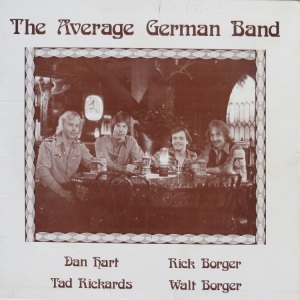 AVERAGE GERMAN BAND - A&R 8436 A (5)