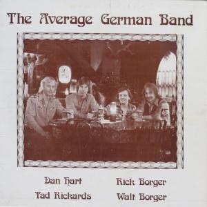 AVERAGE GERMAN BAND - A&R 8436 A (5)