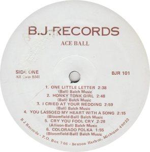 BALL ACE - BJ 101