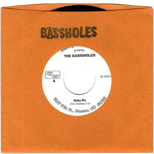 BASSHOLES - HONEYMAN A