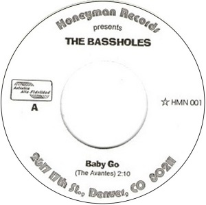BASSHOLES - HONEYMAN C