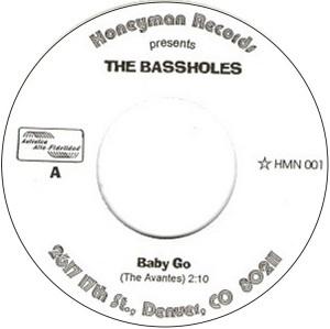 BASSHOLES - HONEYMAN C