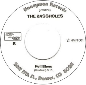 BASSHOLES - HONEYMAN D