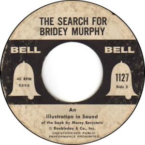 BERNSTEIN MOREY - 1956 01 D