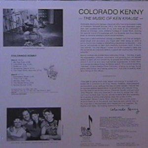 COLO KENNY - FROGG REC #1 B