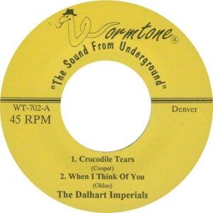 DALHART IMPERIALS - WORMTONE 702 C