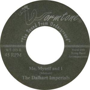 DALHART IMPERIALS - WORMTONE 703 D