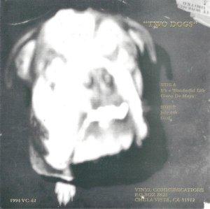 DEAD SILENCE - VINYL COMM 62 B