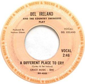 DEL IRELAND - ROUND & ROUND 4505 A