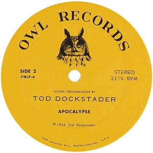DOCKSTADER TIM - OWL 1966 D