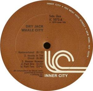 DRY JACK INNER CITY 1075 1979 B