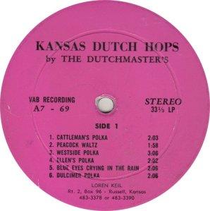 DUTCHMASTERS - VAB 69a (1)