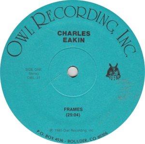 EAKIN CHARLES - OWL 31 R