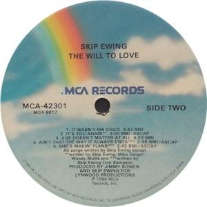 EWING SKIP E2 1989