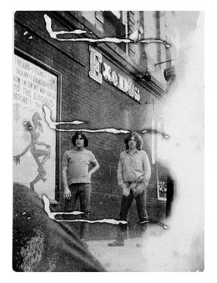 Members of White Lightning at Exodus 1968